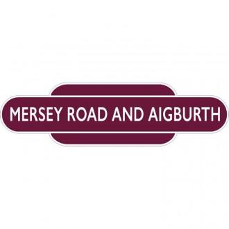 Mersey Road And Aigburth