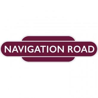 Navigation Road
