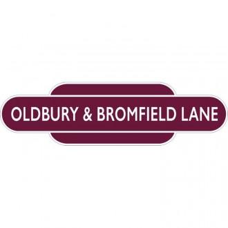 Oldbury & Bromford Lane