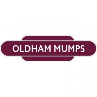 Oldham Mumps
