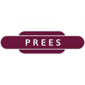 Prees