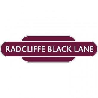 Radcliffe Black Lane