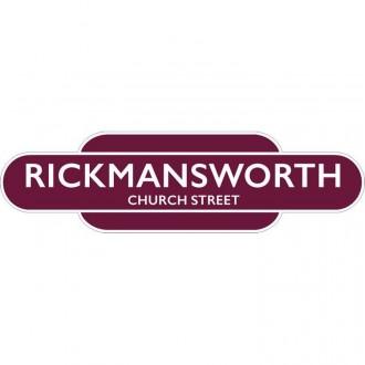 Rickmansworth Church Street