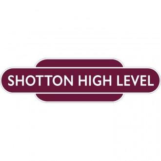 Shotton High Level