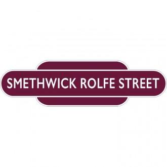 Smethwick Rolfe Street