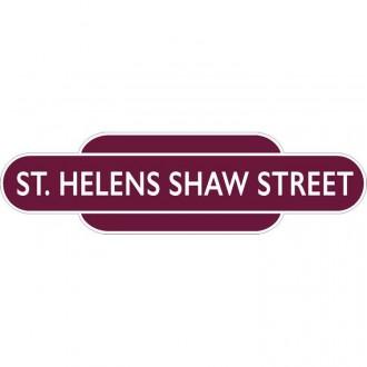 St. Helens Shaw Street