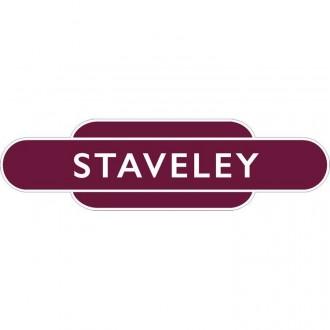 Staveley