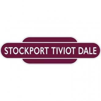 Stockport Tiviot Dale