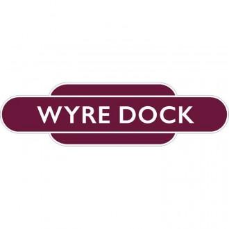 Wyre Dock
