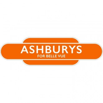 Ashburys  For Belle Vue