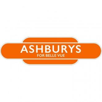 Ashburys  For Belle Vue