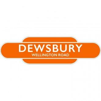 Dewsbury  Wellington Road