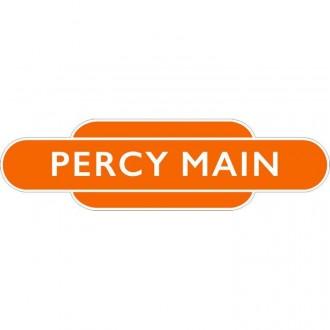 Percy Main
