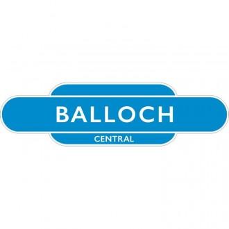Balloch  Central