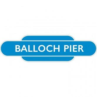 Balloch Pier