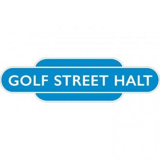 Golf Street Halt