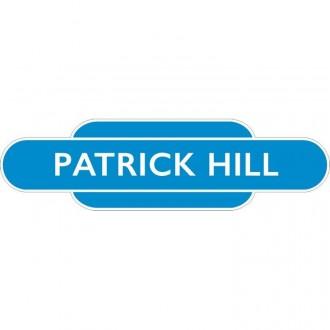 Patrick Hill