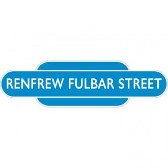 Renfrew Fulbar Street