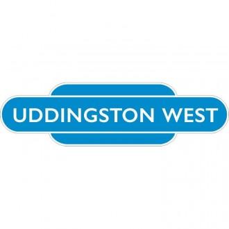 Uddingston West