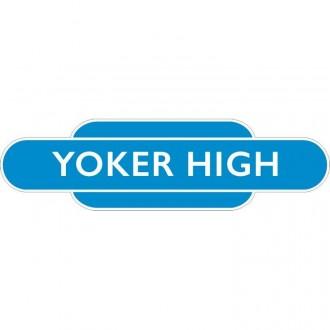 Yoker High