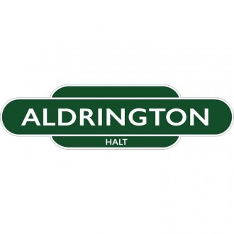 Aldrington  Halt