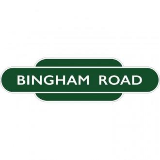 Bingham Road