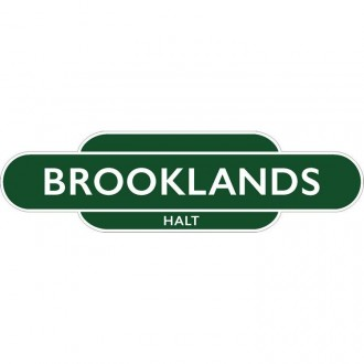Brooklands Halt