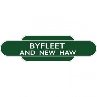 Byfleet And New Haw