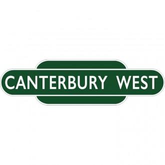 Canterbury West
