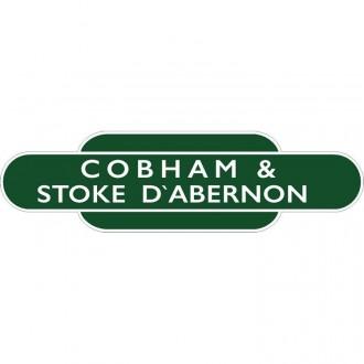 Cobham & Stoke D' Abernon
