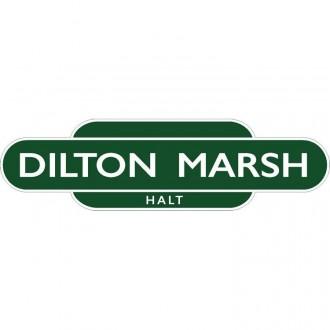 Dilton Marsh Halt