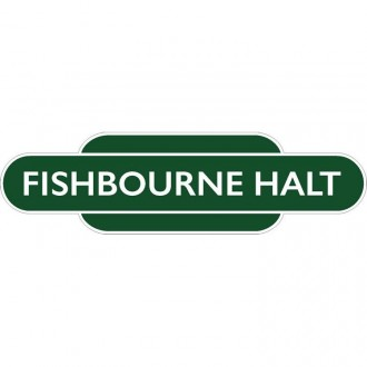 Fishbourne Halt