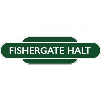 Fishergate Halt