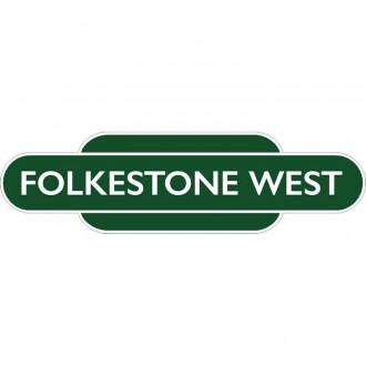 Folkestone West