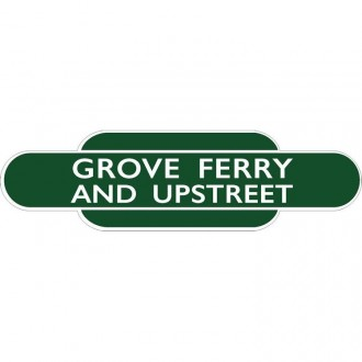 Grove Ferry And Upstreet