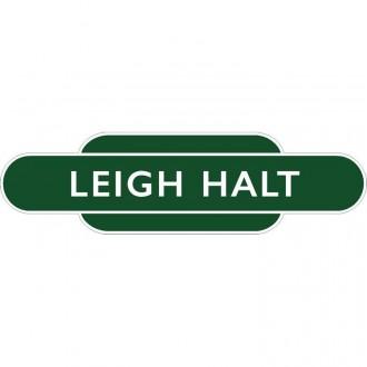 Leigh Halt