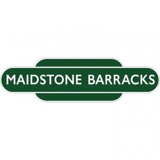 Maidstone Barracks