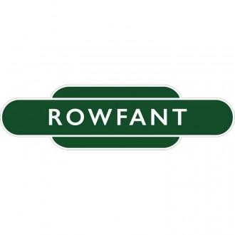 Rowfant