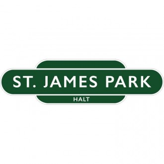 St. James Park Halt