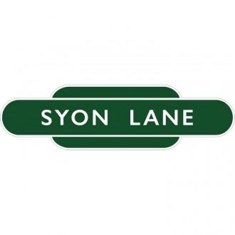 Syon Lane