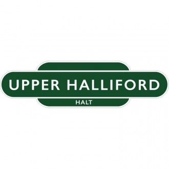 Upper Halliford Halt