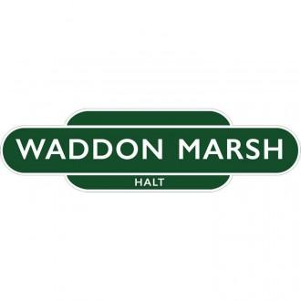 Waddon Marsh Halt